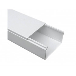 Кабель-канал белый 100х60 (8м) Элекор IEK