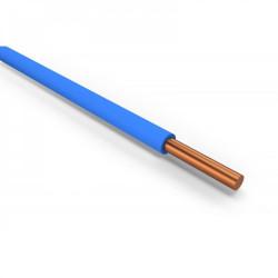 ПВ-1 2,5 (ПУВ 2,5) провод медный синий