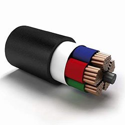 Силовые пожаробезопасные кабели