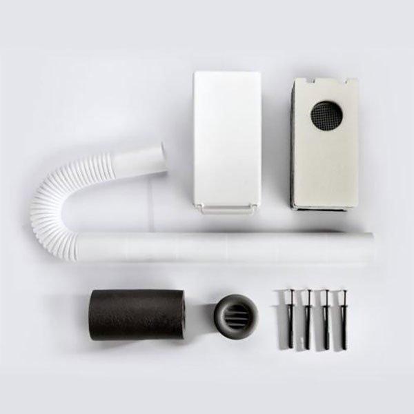 Приточный вентиляционный клапан «Домвент»